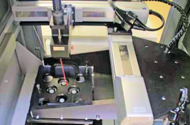 laserlassen van kunststof techniek van Aeson