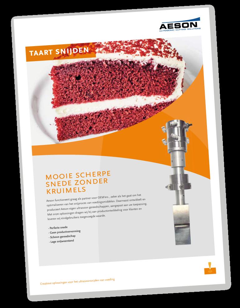downloads folder ultrasoon snijden Aeson taart
