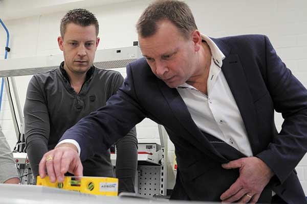 Aeson kenniscentrum voor kunststof verbinden machinebouw service