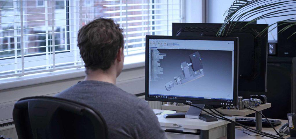 engineer OEM partner kenniscentrum voor het verbinden van kunststof engineering
